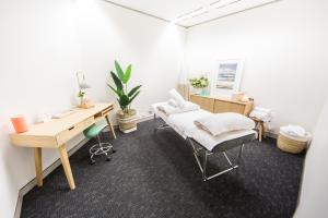 Holistic Acupuncture Treatment room