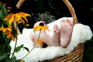 Holistic Acupuncture little feet 10